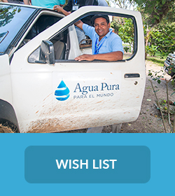Wish List & In Kind Donations