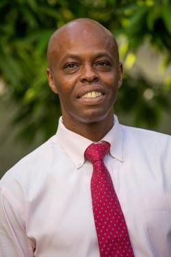 Mr. Mario Andre, Country Director, Haiti